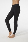 Boody Organic Bamboo Full Leggings Black