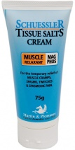Schuessler Tissue Salts Cream Mag Phos - Muscle Relaxant 75gm