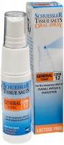 Schuessler Tissue Salts Oral Spray Comb 12 - General Tonic 30ml