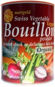 Marigold Swiss Vegetable Bouillon Powder Organic (Red) 900gm