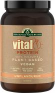 Vital Protein Pure Natural Pea Protein Unflavoured Powder 1Kg
