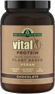 Vital Protein Pea Protein Isolate Choco Pwdr 1Kg